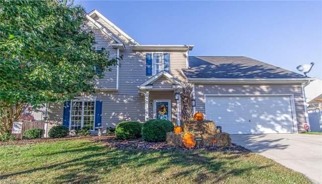 215 Creekview Drive, Kernersville, NC 27284 (#1046850) :: Premier Realty NC