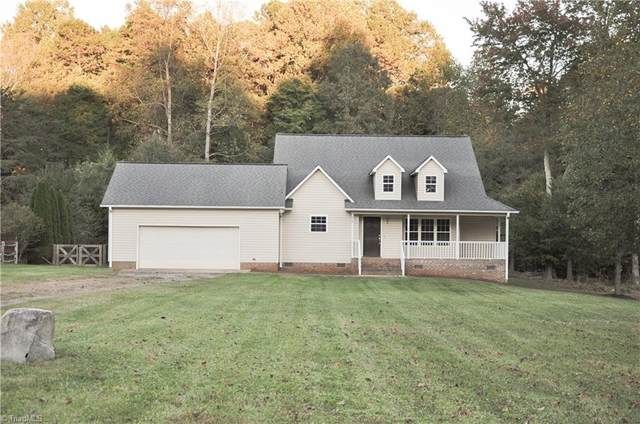 5954 Evelyn Lane, Pleasant Garden, NC 27313 (MLS #1046873) :: Hillcrest Realty Group