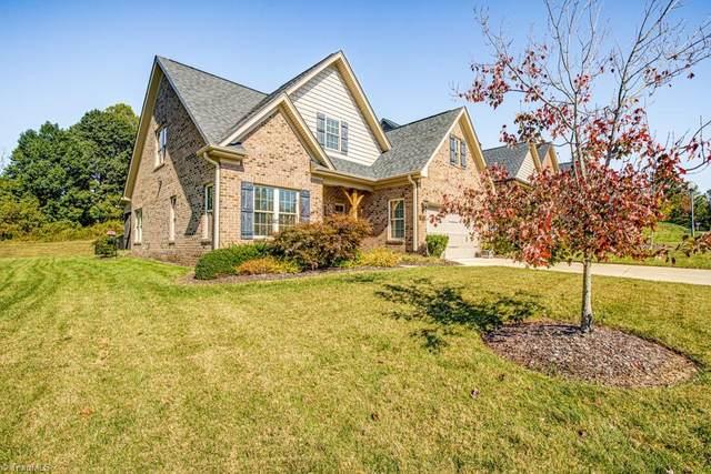 2271 Renaissance Lane, High Point, NC 27262 (MLS #1046877) :: Berkshire Hathaway HomeServices Carolinas Realty