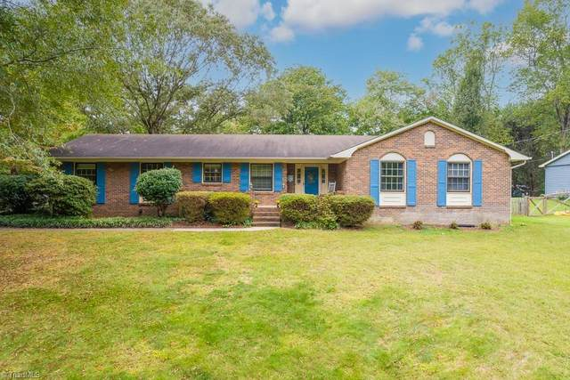 540 Pepperidge Road, Lewisville, NC 27023 (#1046884) :: Mossy Oak Properties Land and Luxury