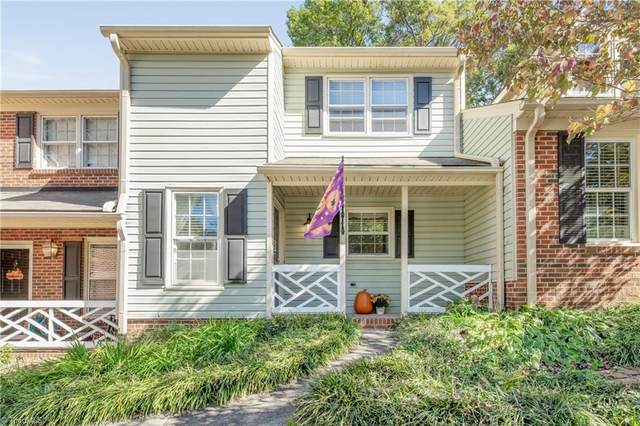 2904 Windy Ridge Drive, Winston Salem, NC 27127 (#1046888) :: Premier Realty NC