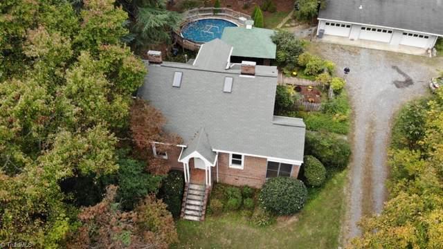 4333 Robinhood Road, Winston Salem, NC 27106 (MLS #1046913) :: Hillcrest Realty Group