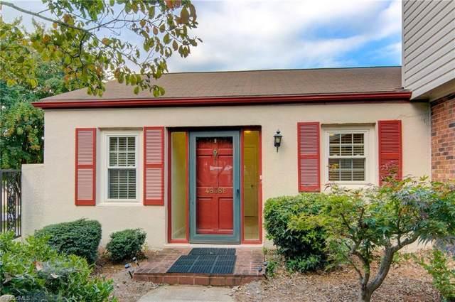 4838 Tower Road, Greensboro, NC 27410 (MLS #1046916) :: Berkshire Hathaway HomeServices Carolinas Realty