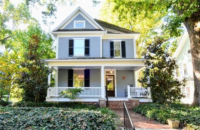 150 Piedmont Avenue, Winston Salem, NC 27101 (#1046919) :: Premier Realty NC