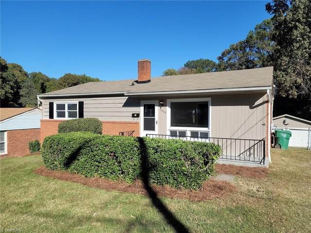 1432 Futrelle Drive, High Point, NC 27262 (MLS #1046938) :: Berkshire Hathaway HomeServices Carolinas Realty