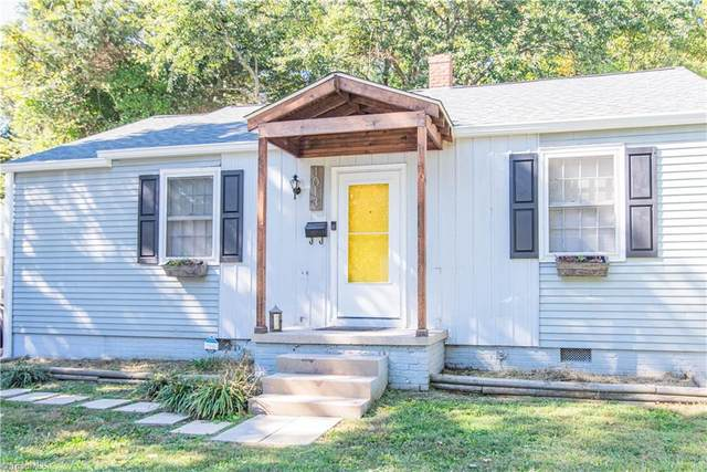 1013 Grayland Street, Greensboro, NC 27408 (#1046940) :: Premier Realty NC