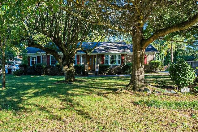 3208 Dillon Road, Jamestown, NC 27282 (MLS #1046943) :: Hillcrest Realty Group