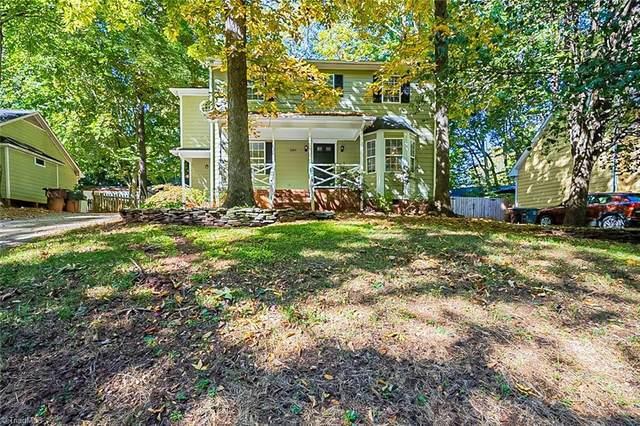 4209 Queen Victoria Place, Greensboro, NC 27455 (#1046967) :: Premier Realty NC