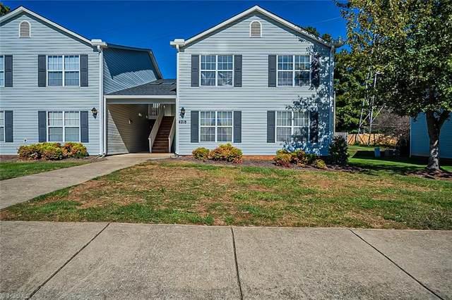 4218 Edith Lane, Greensboro, NC 27409 (#1046978) :: Premier Realty NC