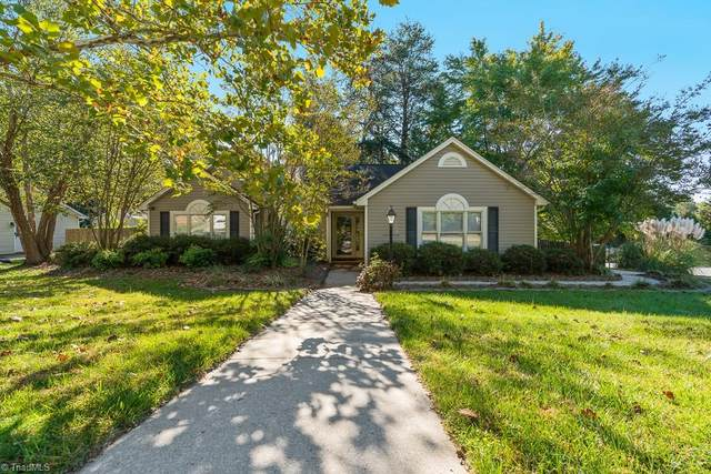 4016 Trappers Run Court, High Point, NC 27265 (#1047002) :: Premier Realty NC