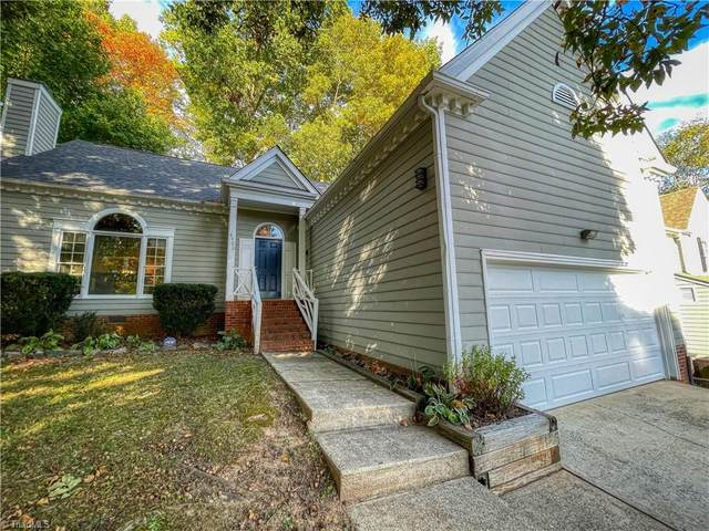 4900 Hickory Woods Drive, Greensboro, NC 27410 (#1047023) :: Premier Realty NC