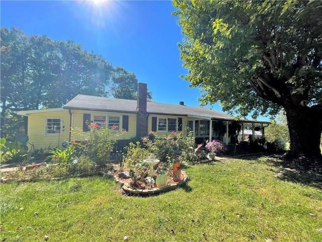 213 Spruce Street, Yadkinville, NC 27055 (MLS #1047036) :: Hillcrest Realty Group