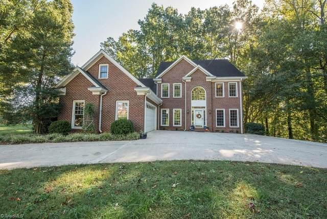 110 Manteo Road, Lexington, NC 27295 (MLS #1047044) :: Hillcrest Realty Group