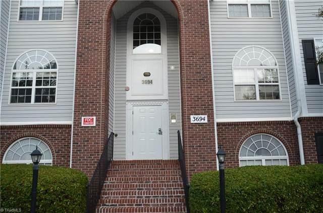 3694 Cotswold Avenue 2B, Greensboro, NC 27410 (#1047047) :: Premier Realty NC