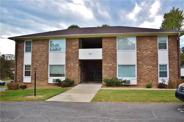 1707 N Main Street #1, Mount Airy, NC 27030 (MLS #1047075) :: Lewis & Clark, Realtors®