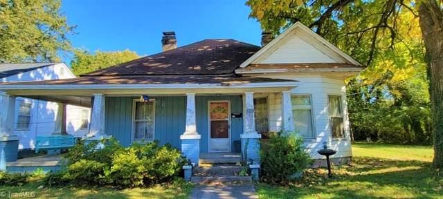 829 Glenwood Avenue, Greensboro, NC 27403 (MLS #1047119) :: Team Nicholson