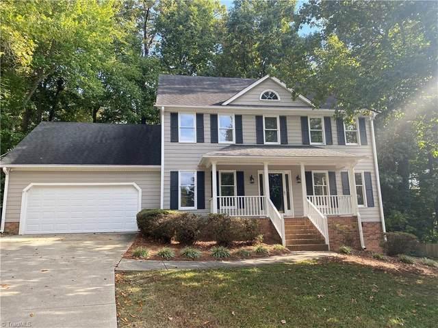 3 Long Cove Court, Greensboro, NC 27407 (MLS #1047122) :: Team Nicholson