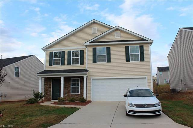4506 Cattle Way, Greensboro, NC 27405 (MLS #1047130) :: Hillcrest Realty Group