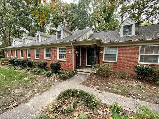 1221 Pamlico Drive, Greensboro, NC 27408 (MLS #1047153) :: Hillcrest Realty Group