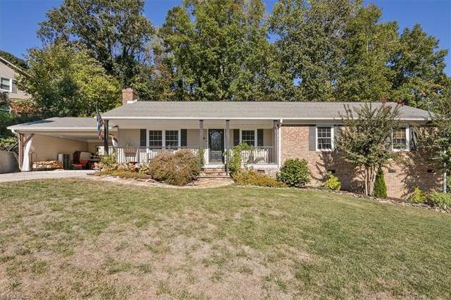 1308 Westminster Drive, High Point, NC 27262 (MLS #1047176) :: Hillcrest Realty Group