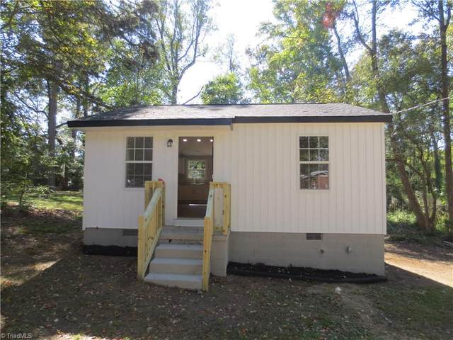 1032 Pegram Avenue, High Point, NC 27263 (MLS #1047182) :: Hillcrest Realty Group