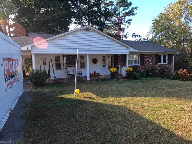 2750 Park Oak Drive, Clemmons, NC 27012 (MLS #1047191) :: Hillcrest Realty Group