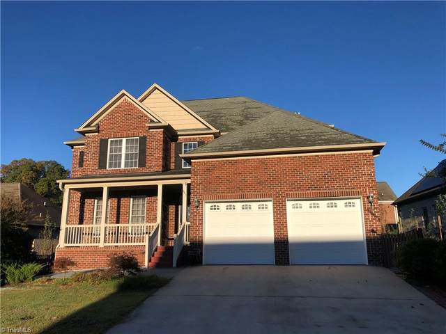 985 Boyer Drive, Clemmons, NC 27012 (MLS #1047236) :: Hillcrest Realty Group