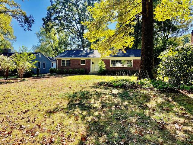 3505 Kirby Drive, Greensboro, NC 27403 (#1047276) :: Premier Realty NC