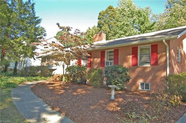 4112 Dogwood Drive, Greensboro, NC 27110 (MLS #1047448) :: Berkshire Hathaway HomeServices Carolinas Realty