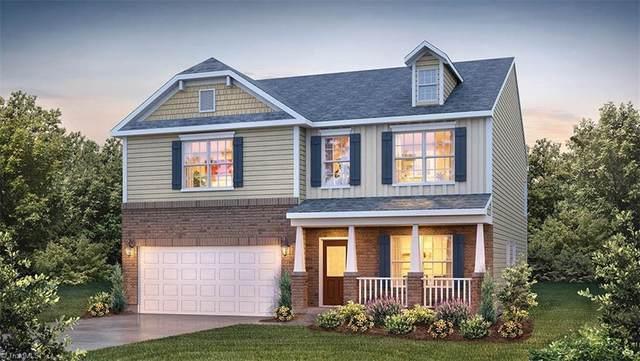 3734 Village Springs Drive, High Point, NC 27265 (MLS #1047474) :: Berkshire Hathaway HomeServices Carolinas Realty