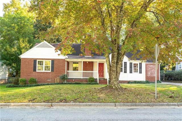 607 W Westwood Avenue, High Point, NC 27262 (MLS #1047595) :: Berkshire Hathaway HomeServices Carolinas Realty