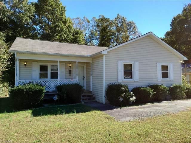 713 Grand Street, High Point, NC 27260 (MLS #1047599) :: Berkshire Hathaway HomeServices Carolinas Realty
