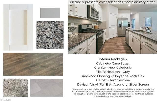 3706 Village Springs Drive, High Point, NC 27265 (MLS #1047612) :: Berkshire Hathaway HomeServices Carolinas Realty