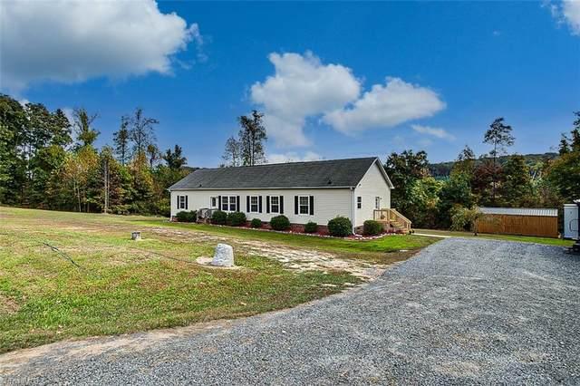 2507 Staleys Farm Road, Asheboro, NC 27205 (MLS #1047613) :: Berkshire Hathaway HomeServices Carolinas Realty