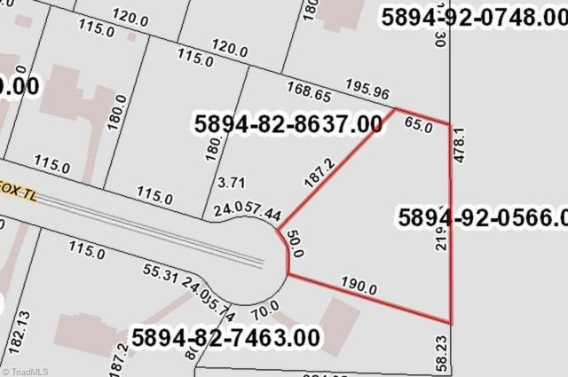 155 Red Fox Trail, Winston Salem, NC 27103 (MLS #783328) :: Ward & Ward Properties, LLC