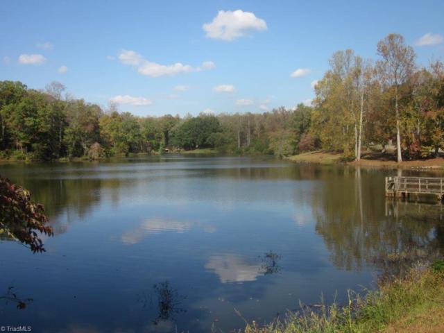 0 Lake Lemar Road, Reidsville, NC 27320 (MLS #791715) :: HergGroup Carolinas