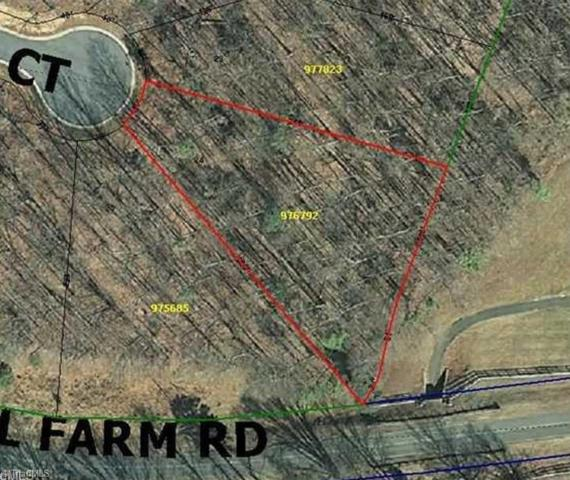 Lot 24 Maple Hill Court, Asheboro, NC 27205 (MLS #793174) :: Ward & Ward Properties, LLC