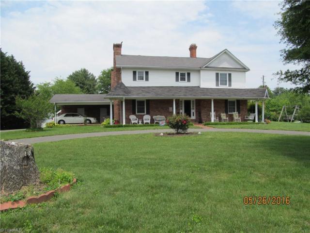 2125 Westfield Road, Mount Airy, NC 27030 (MLS #800798) :: Kristi Idol with RE/MAX Preferred Properties