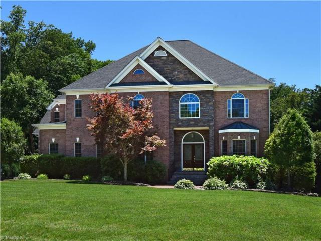 4707 Jefferson Wood Court, Greensboro, NC 27410 (MLS #804828) :: Kristi Idol with RE/MAX Preferred Properties
