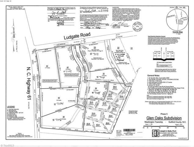 7108 Ludgate Road, Gibsonville, NC 27249 (MLS #805403) :: HergGroup Carolinas