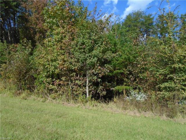 0 Ashland Drive, Reidsville, NC 27320 (MLS #812044) :: Kristi Idol with RE/MAX Preferred Properties