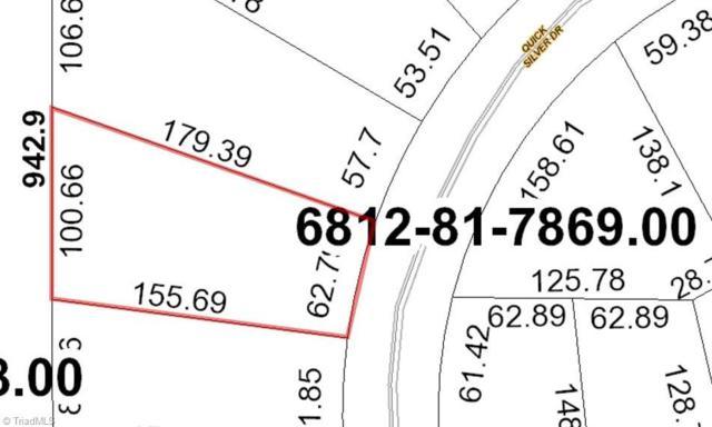 453 Quick Silver Drive, Winston Salem, NC 27107 (MLS #812684) :: Banner Real Estate