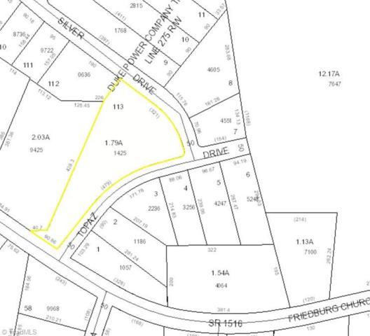 145 Topaz Drive, Winston Salem, NC 27107 (MLS #812975) :: Kristi Idol with RE/MAX Preferred Properties