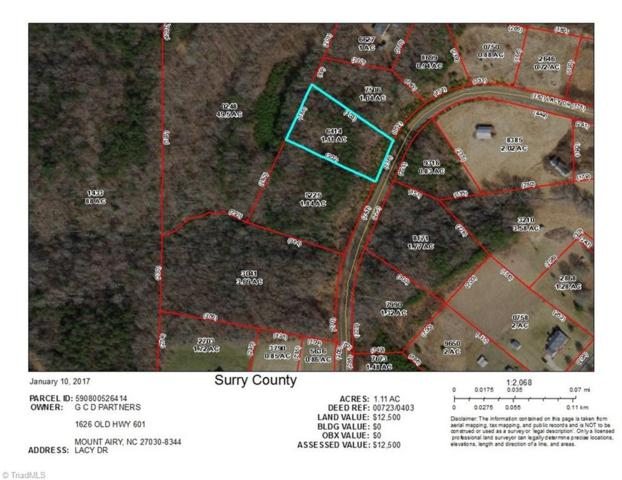 0 Lacy Drive, Mount Airy, NC 27030 (MLS #817686) :: HergGroup Carolinas