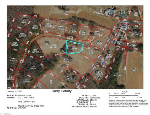 0 Lacy Drive, Mount Airy, NC 27030 (MLS #817759) :: HergGroup Carolinas
