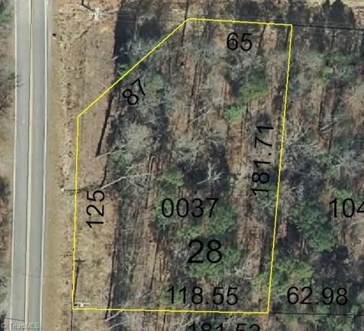 28 Old Camp Road, Denton, NC 27239 (MLS #821044) :: Banner Real Estate