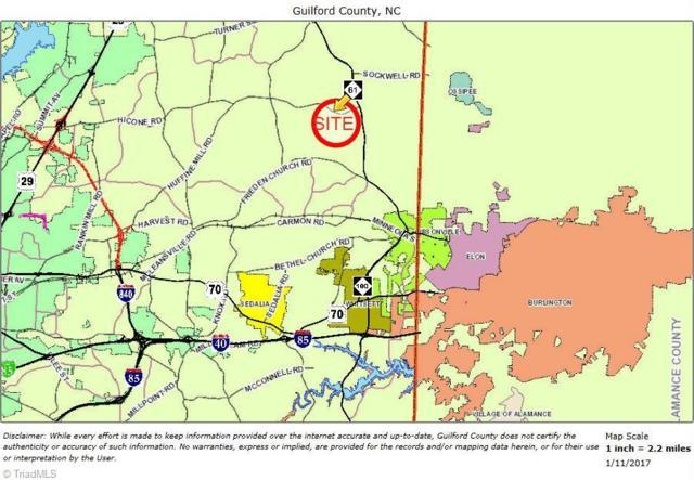 6 Endwell Road, Gibsonville, NC 27249 (MLS #824442) :: Kristi Idol with RE/MAX Preferred Properties