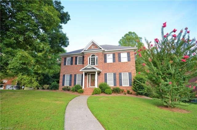 1729 Curraghmore Road, Clemmons, NC 27012 (MLS #825574) :: Banner Real Estate