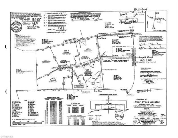 5 Kodiak Trail, Mocksville, NC 27028 (MLS #826494) :: Kristi Idol with RE/MAX Preferred Properties