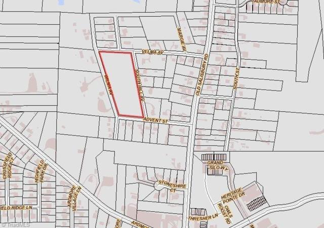 0 S Hill Avenue, Winston Salem, NC 27127 (MLS #836522) :: Lewis & Clark, Realtors®